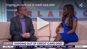 Digging yourself out of credit card debt
